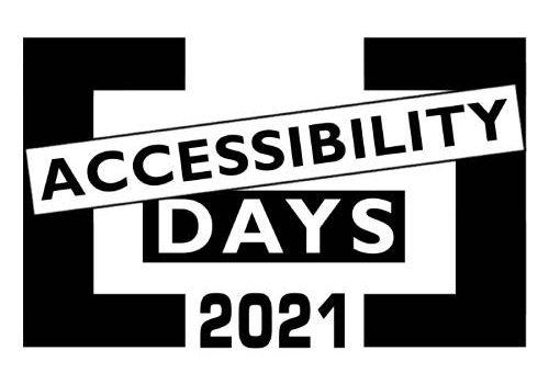 20-22 Maggio 2021: Vulvodinia Online agli Accessibility Days 2021